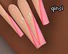 q! rich girl nails