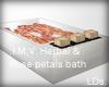 .LDs. Herbal & Rose bath