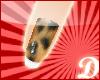 *D* Leopard Print Nails
