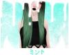 e snapback green queen