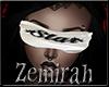 ~ZM~ Star White Blind