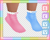 Kids Sleepy Beauty Socks
