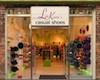 Shoe Store wall