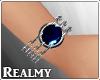 [R] Kiara Bracelets-Blue