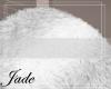 $ White Rug! Jade