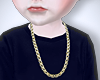 zol. Gold Necklace
