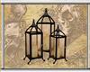 Oriental Garden Lanterns