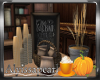 Pumpkin Spice Decor