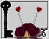*XS* Heart Deelyboppers