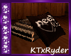 {KT} Pillows and Blanket