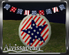July 4th Frisbee