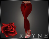 Quey jeans red RXL