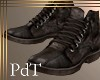 PdT Classic Brn Boots  M
