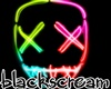 purge neon mask