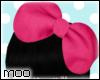 M. Pink Bow
