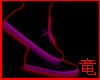 [竜]Purple Shoes