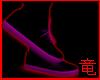 [竜]Purple Shoes