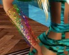 braccialetto rainbow (L)