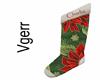 Charlie Christmas Sock