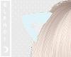 🌙. Blue Cat Ears