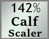 Scale Calf Calve 142% MA