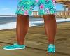 Hawaiian Shoes 12