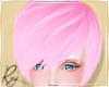 Pink Kokoro Boy Hair