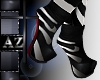 *az*stripes of life shoe