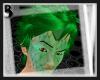 Gamma Green Blur