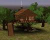 Spring Treehouse (No Sky