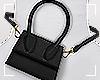 ṩWaist Bag Black