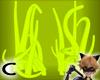 (C) Green Tentacle