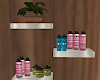 Shampoo Shelf