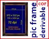 [cor] Derivable picframe