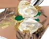 feather crosage