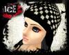 [I] Nordic Checker Hat