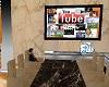 LCD - TV (Play YouTube)