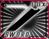 [F] Zanpakto Sword