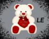 Valentine White Bear