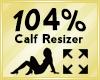 Calf Scaler 104%