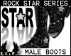 'cp Male Rock Boots