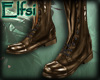 E~ Steampunk boots