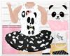 Panda Dress Kid