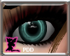 (PDD)Shiney Teal Eyes