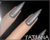 lTl Metallic Nails