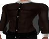 Bud Black Sheer Shirt
