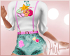 *WP* Mermaid Chic Outfit
