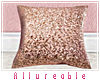 A* Sequin Pillow
