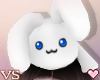 {VS} Cute White Bunny