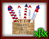 July 4th Rocket Crate 2